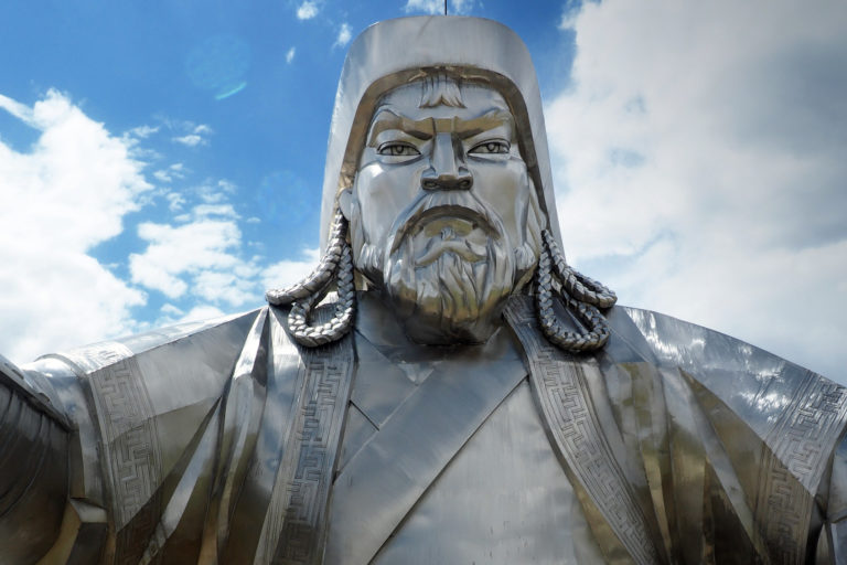how genghis khan cooled the planet