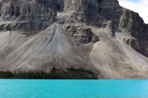 A lake in Canada