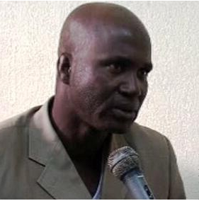 Ansoumane Doumbouya, a Guinean wildlife official arrested for allegedly trafficking in chimpanzees and other wildlife. Photo courtesy of the Great Apes Survival Partnership.