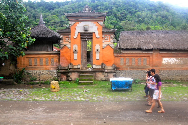 A building in the Bali village of Tenganan Pegringsingan, which is surrounded by forest thanks to ancient forestry regulations the locals still adheres to. Photo by Anton Muhajir