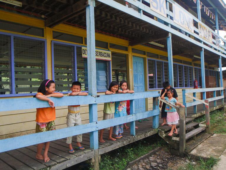 Indigenous anti-dam activists converge in Sarawak from around the globe