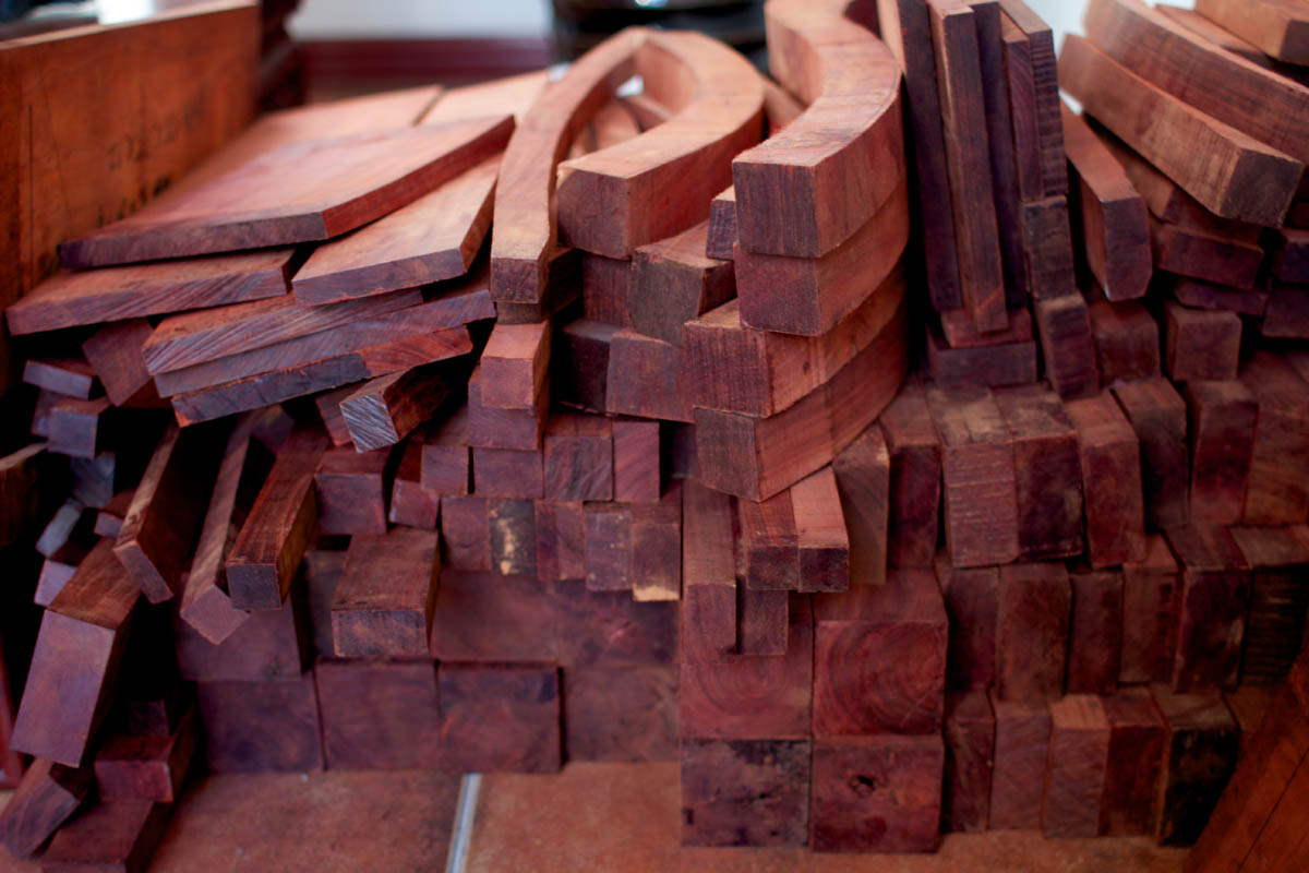 Rosewood South East Asia ~ China s demand for rosewood is destroying forests in