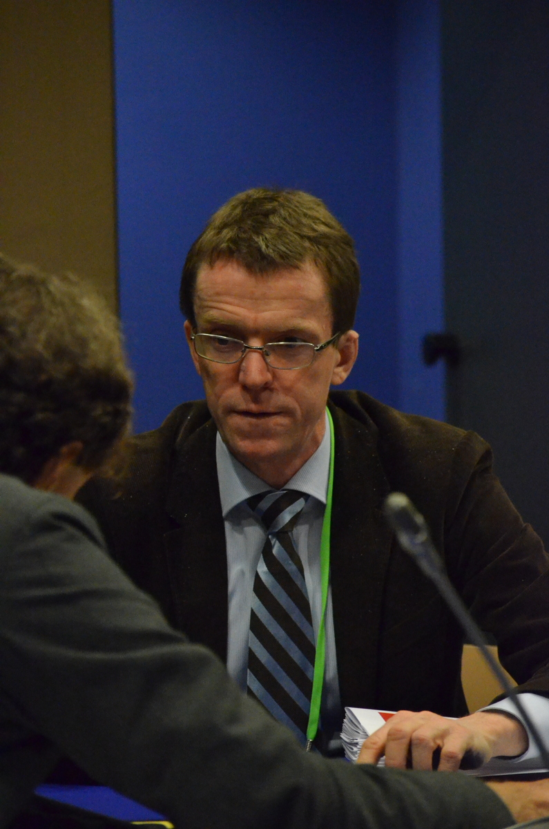 """""""I am hopeful about REDD. The opportunities are huge,"""" said Per Pharo, Norway's director of Climate and Forest Initiatives."""