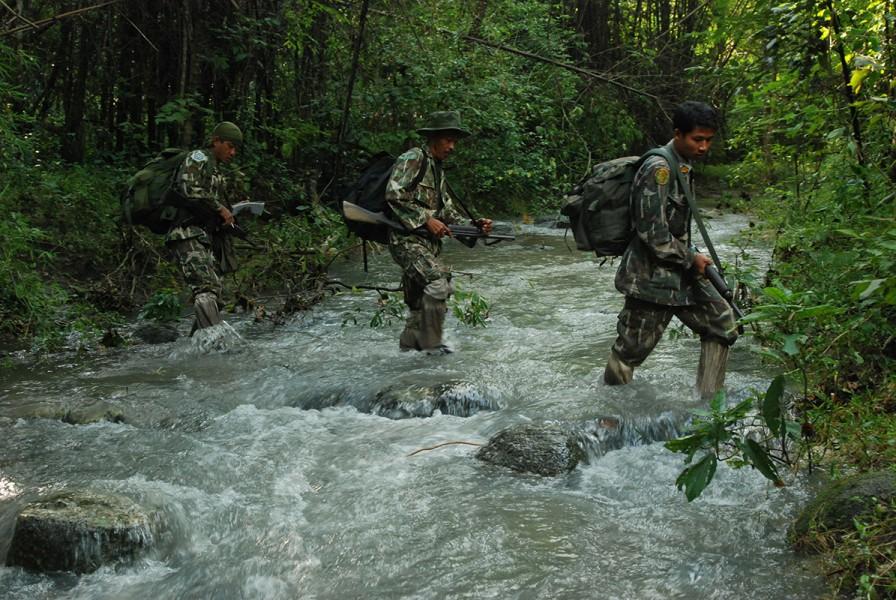 Huai Hha Khaeng Wildlife Sanctuary
