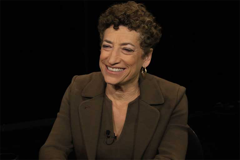 Naomi Oreskes. Photo by Vincent Verdi, the Open Mind