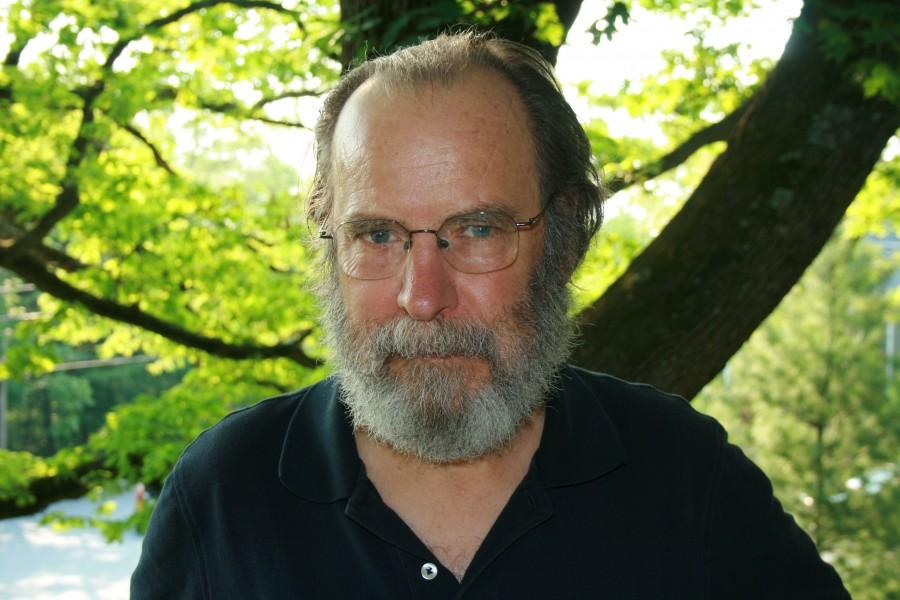 Author Dale Peterson. Photo credit: Dale Peterson.