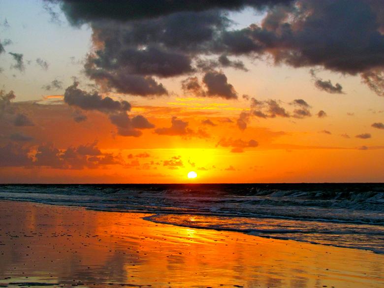 The Atlantic coast off of Hilton Head, South Carolina. Photo by Jeff Gunn/CC by 2.0