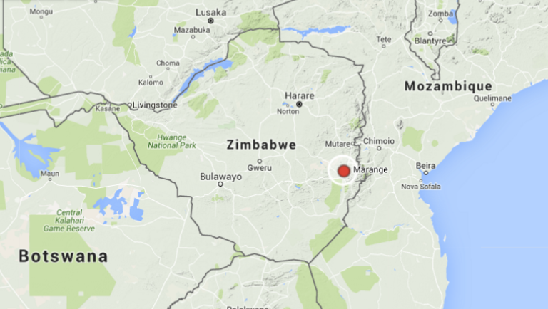 Abuse displacement pollution the legacy of Zimbabwes Marange