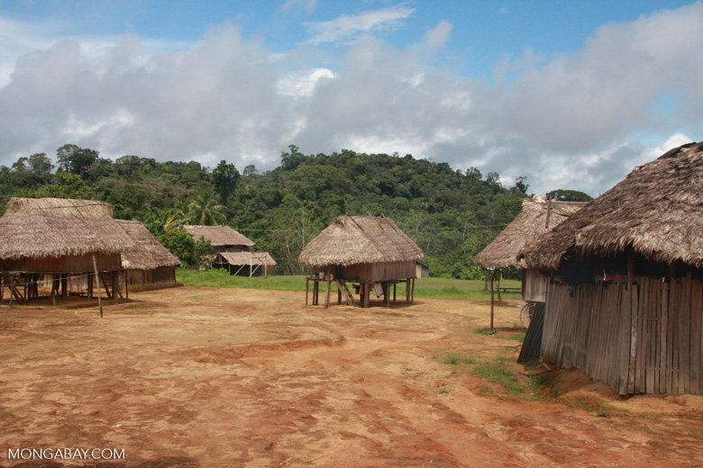Kwamalasamutu, Sipaliwini district Suriname, photo by Rhett Butler.