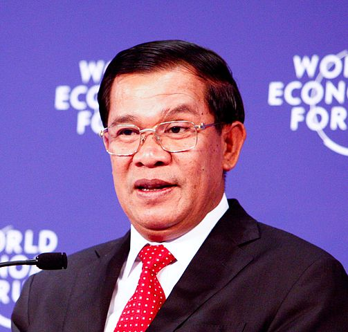 Hun Sen has ruled Cambodia for decades.