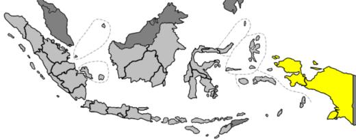 Indonesian Papua.