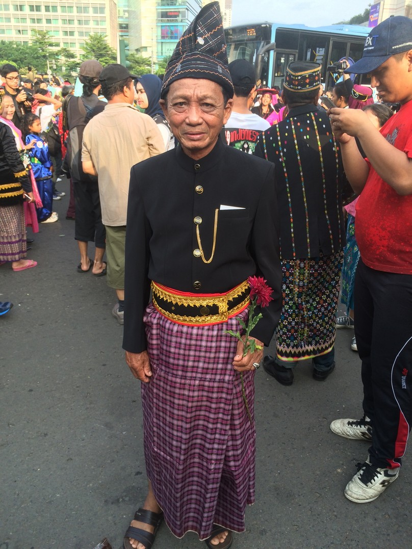 Herman Central Sulawesi Tanah Luwu