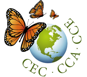 """Three countries one environment."" The Commission on Environmental Cooperation (CEC) came out of a NAFTA Side Agreement, or as an ""afterthought"", that critics say has done more harm to the environment than good. CEC logo courtesy of CEC"