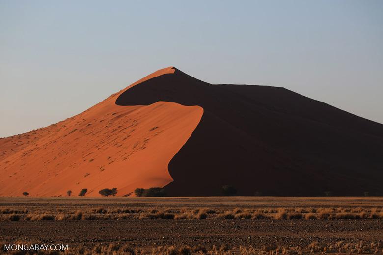 Sossusvlei, Namibian.