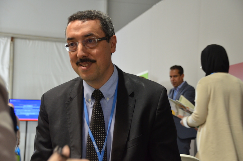 Anouar Benazzouz, general manager of Morocco's Highways Authority. Photo by Justin Catanoso