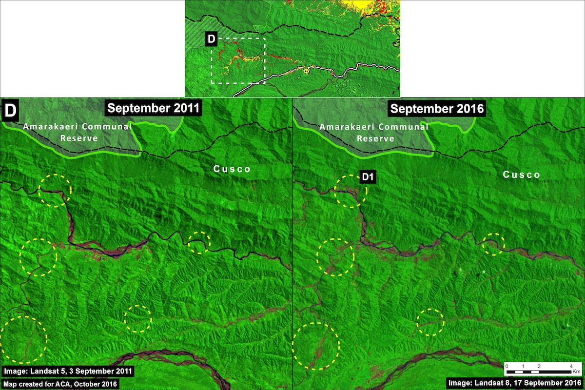 Image courtesy of MAAP / Data: USGS/NASA, SERNANP