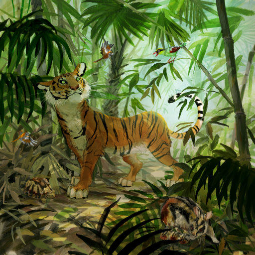3-illustration-indochinesetiger-annamitestripedrabbit