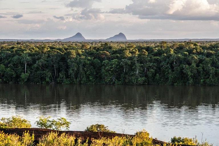 CMARI reservation (Guainía). Photo by Rodrigo Durán Bahamón