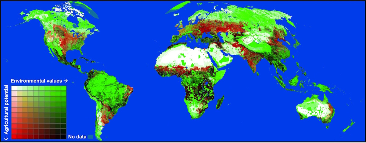 "Figura de William Laurance et al. (2014) ""A global strategy for road building."" Nature. Cortesia de William Laurance"