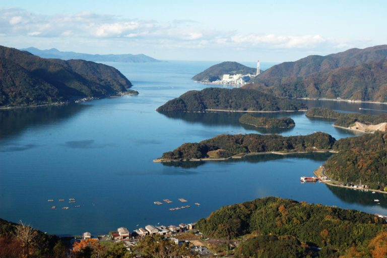 Maizuru Bay, Sea of Japan