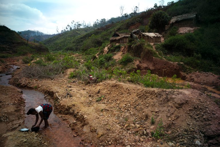 What happens after a mining rush? Photographs from Madagascar