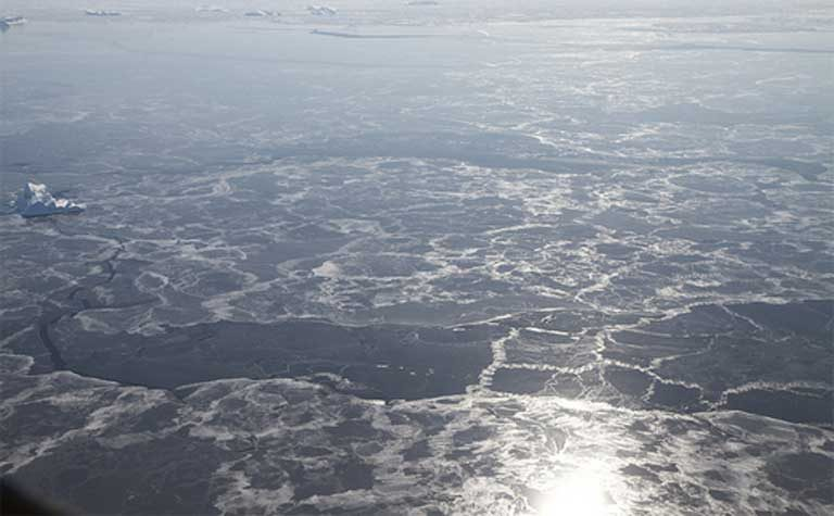 Scientists Have Actually Found Blocks Of Polystyrene Near The North Pole