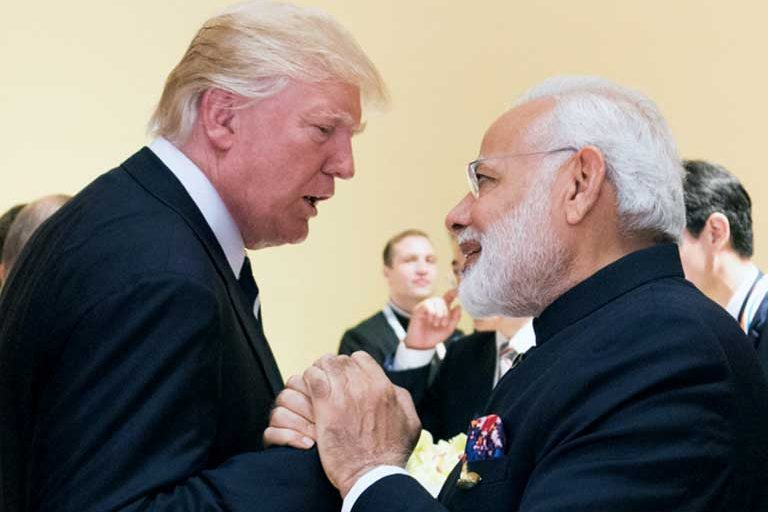 Even as Trump and Modi clash on energy, India and U.S. are partnering