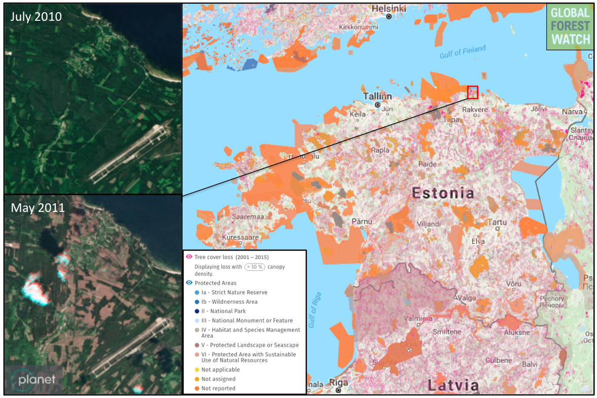 Estonias trees valued resource or squandered second chance satellite data from the university of maryland indicate estonia lost around 285000 hectares of tree cover between 2001 and 2015 gumiabroncs Image collections