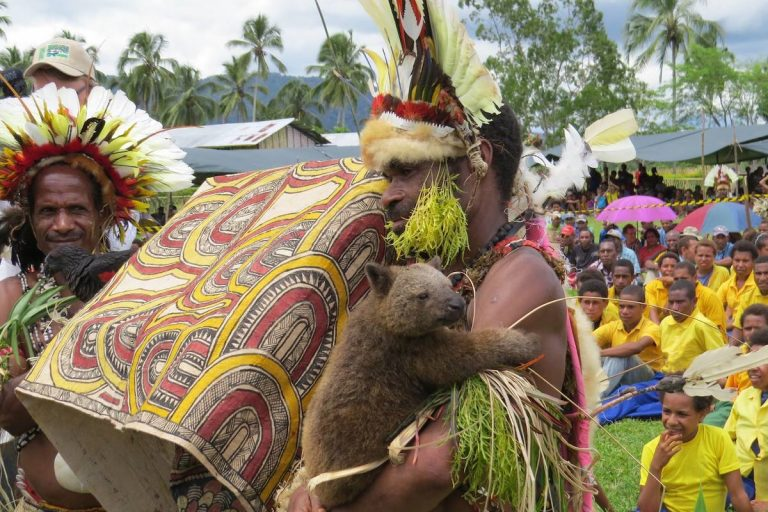 Papua New Guinea gets its largest-ever conservation area