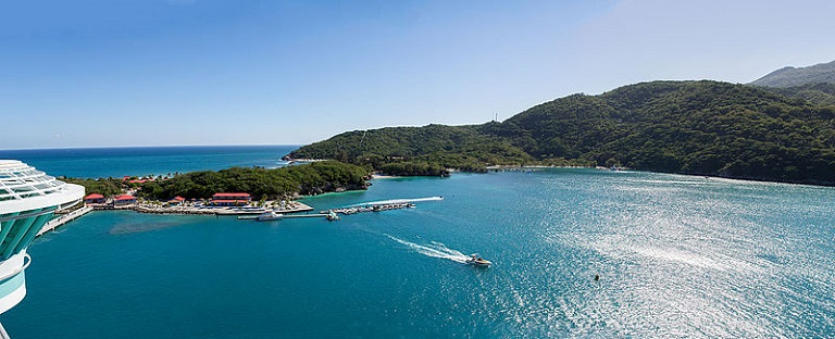 Labadee, Haiti. Photo courtesy of Brian Holland/Wikimedia Commons