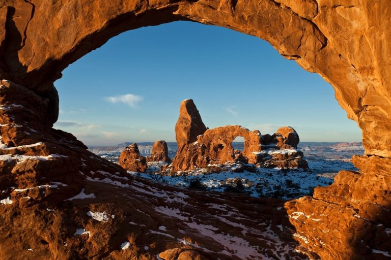 Arches National Park. Courtesy of National Parks Service.