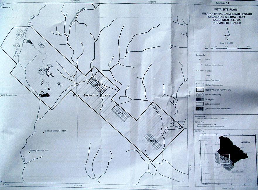 Wilayah iup pt bil dan aliran sungai air sekalak bil dan aliran sungai air sekalak ccuart Gallery