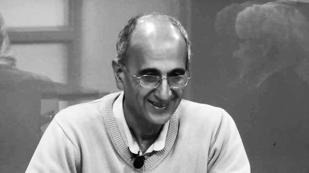 Kavous Seyed Emami. Photo courtesy of Center for Human Rights in Iran.
