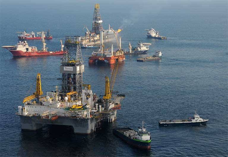 Analysis: U S  call to drill off all coasts, economic and