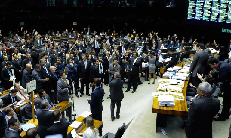 Brazilian lawmakers funded by donors guilty of environmental