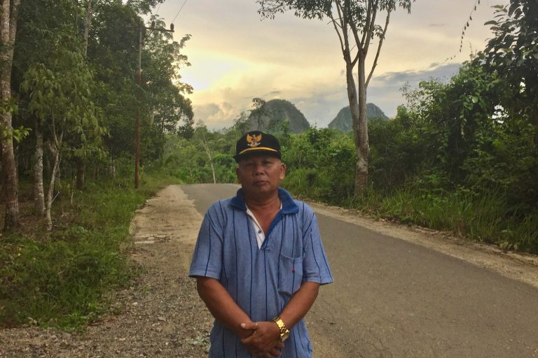 Their lawsuit against a coal firm in limbo Bornean villagers take their fight online