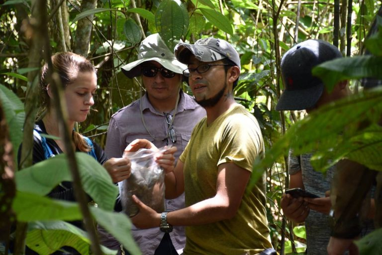 The Center for Amazonian Scientific Innovation (CINCIA), based in Puerto Maldonado, is conducting a comprehensive investigation on the mercury contamination in Madre de Dios. Photo courtesy of the Center for Amazonian Scientific Innovation.