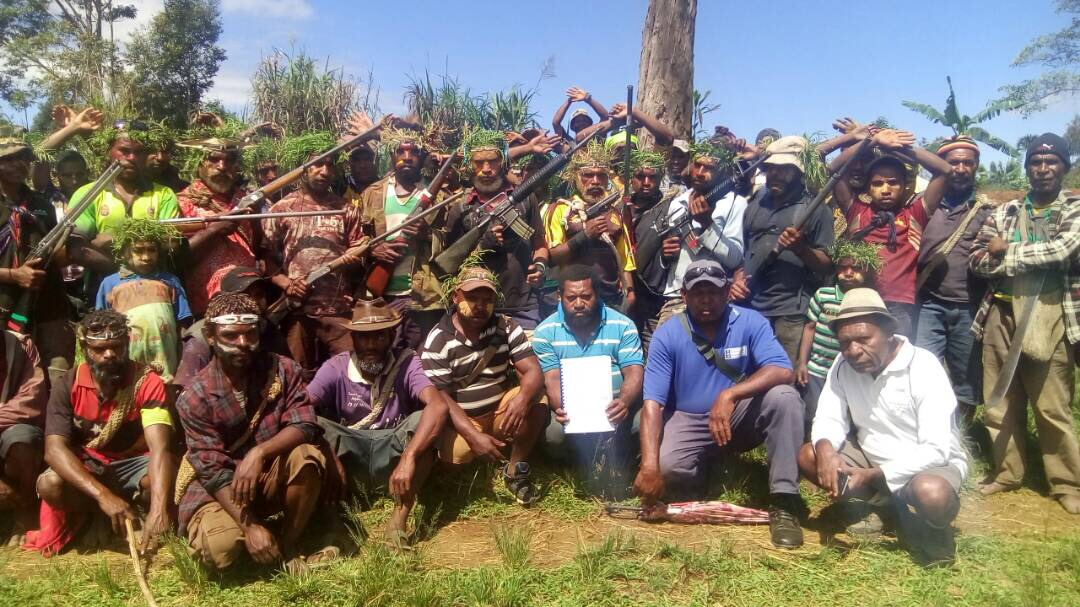 Deal in sight for PNG landowners protesting Exxon-led gas