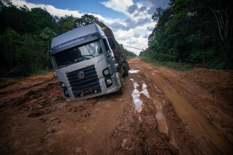 Purus-Madeira: journey to the Amazon's newest deforestation frontier