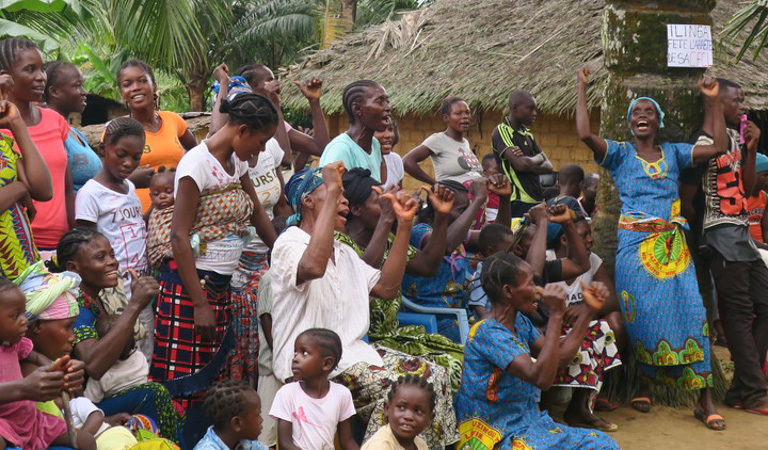 In a first, DRC communities gain legal rights to forests
