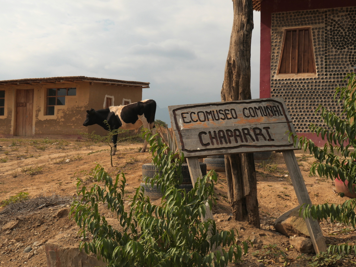 Ecomuseo Comunal Chaparrí, run by the community members who manage the reserve. Photo by Matthew Weaver.