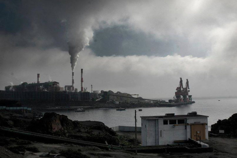 Chile: Mining waste continues to be expelled into the sea