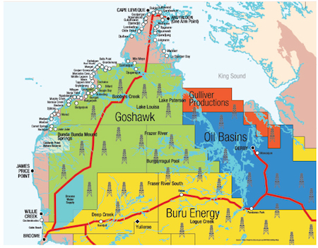 Fracking threatens Aboriginal land rights in Western Australia