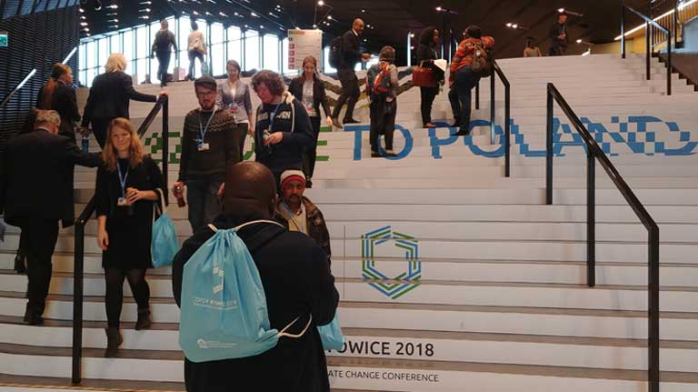 COP24: world's nations gather to grapple with looming climate disaster