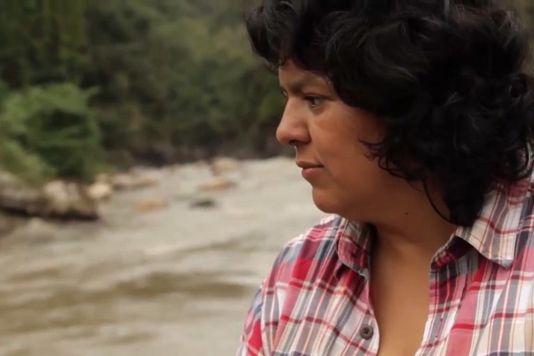 photo of 7 convicted of killing Honduran indigenous activist Berta Cáceres image
