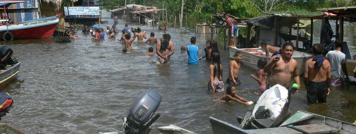 Extreme Floods On The Rise In The Amazon Study