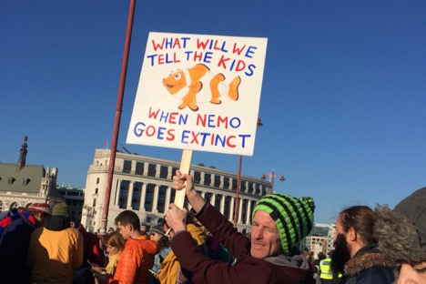 Climates Last Stand Why Extinction Rebellion Protesters