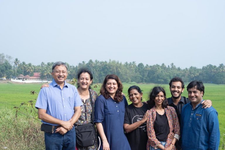The Mongabay-India team in 2018.