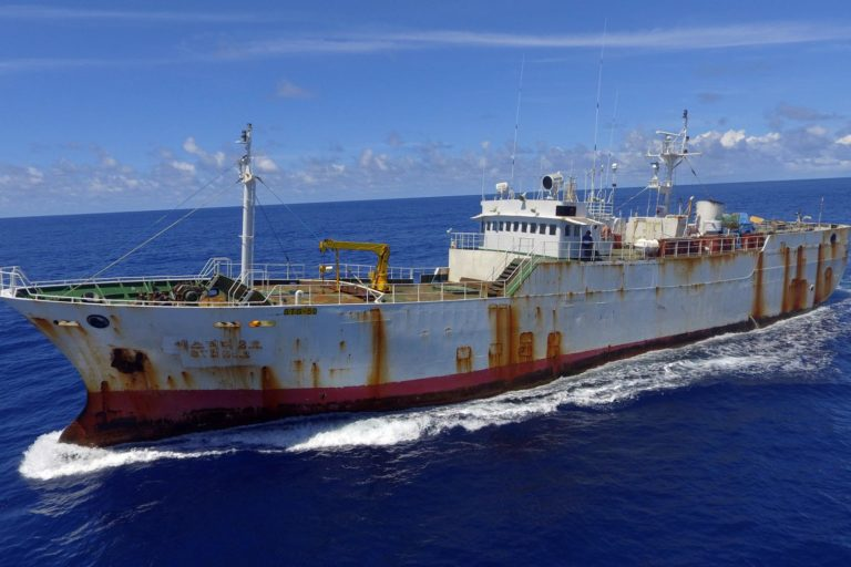 For sustainable global fisheries, watchdogs focus on onshore beneficial owners