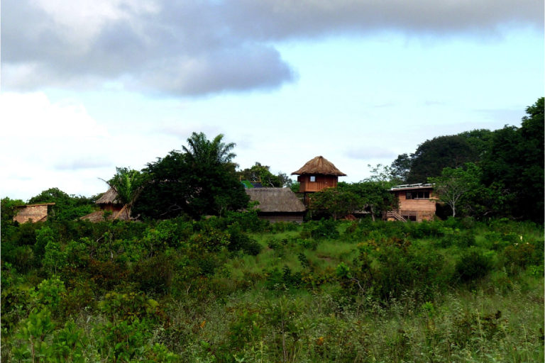 The Caiman House in Guyana. Photo by Ereika DeAndrade.